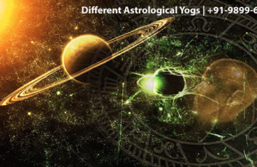 Different Astrological yogs